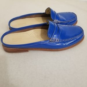 Weejuns Hand-sewn Moccasin Loafers Sz 11M Mules